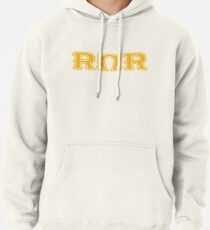 Roar Omega Roar (Monsters U) Pullover Hoodie