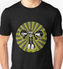 Microbot - Yellow Unisex T-Shirt