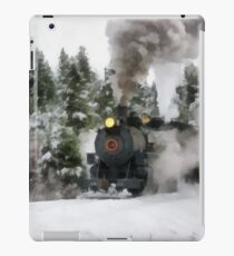 steam power iPad Case/Skin