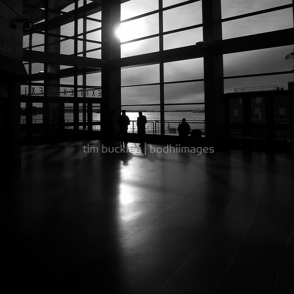 morning, ferry terminal, nyc by tim buckley | bodhiimages