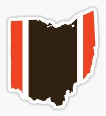 #GoBrowns Sticker