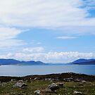 Ferne Hügel - Abhainn Suidhe, Insel Harris von Kathryn Jones