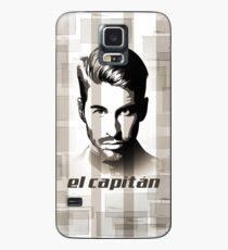 Sergio Ramos Hülle & Klebefolie für Samsung Galaxy