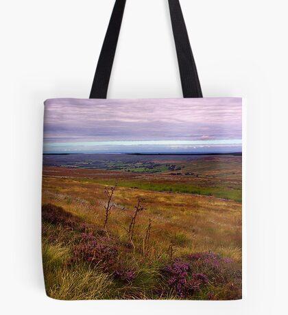 North Yorks Moors National Park Tote Bag