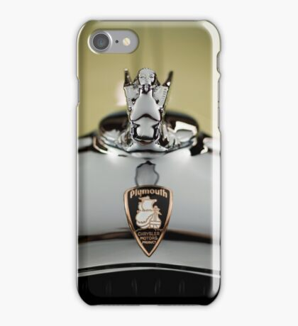 1932 Plymouth Roadster iPhone Case/Skin