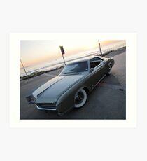 Riviera Visual - 1966 Buick Riviera - Art Print