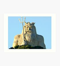 King Neptune    Two Rocks   Western Australia Art Print