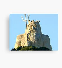 King Neptune    Two Rocks   Western Australia Canvas Print