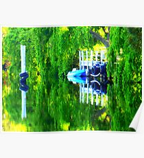 Boat Ramp  Yanchep National Park Poster