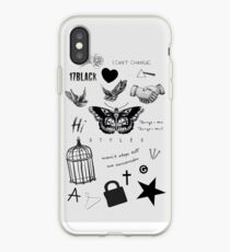 Harry's Tattoos Case iPhone Case
