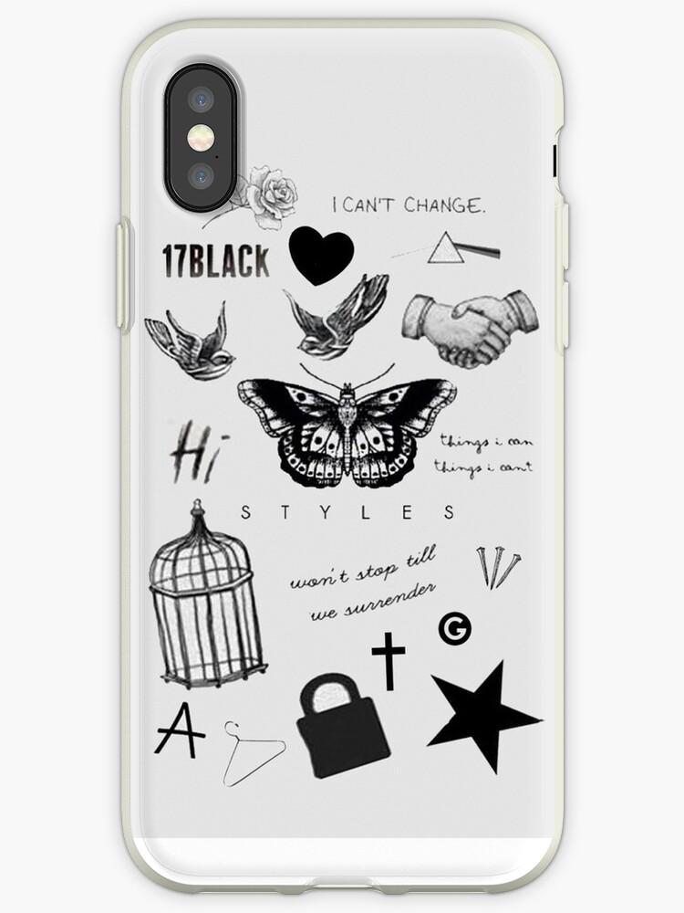 Harry's Tattoos Case by AlleyNickels