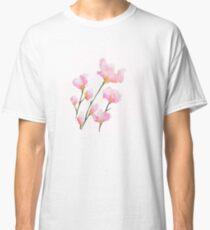 Pink Flower #1 Classic T-Shirt