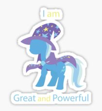 Trixie the Great Sticker