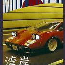 Mid Night Club Japan - Lamborghini Countach by carsaddiction