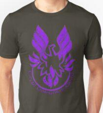 Crypt Designers Guild - Phoenix Purple T-Shirt