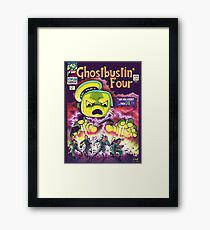 The Ghostbustin Four #49 Framed Print