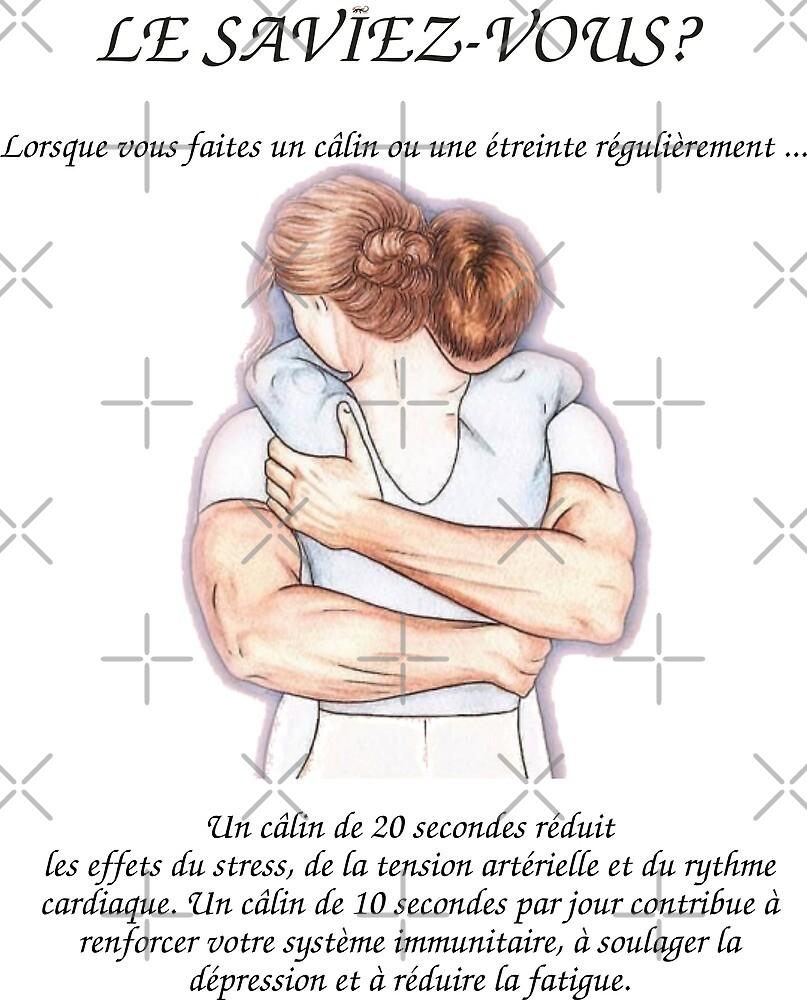 « Les Bénéfices du Hug sur la santé » par rodolphe Augusto