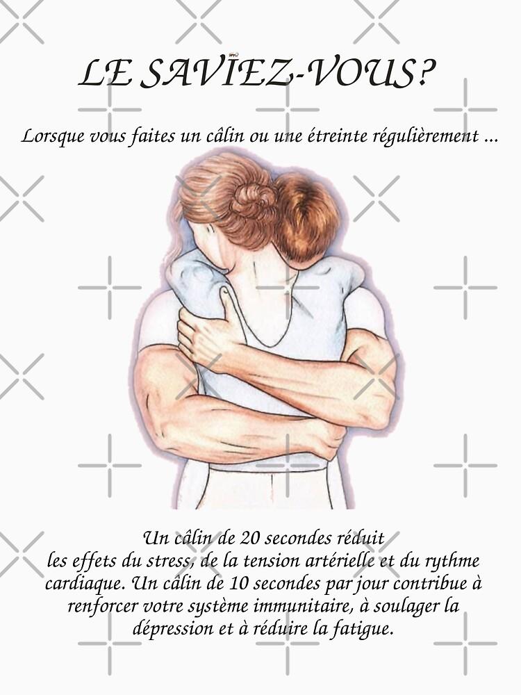 «Les Bénéfices du Hug sur la santé» par rodolphe-a