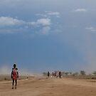 Road to Market, Kenya by Patrick  Ellis