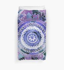 Hyacinth Mandala Duvet Cover