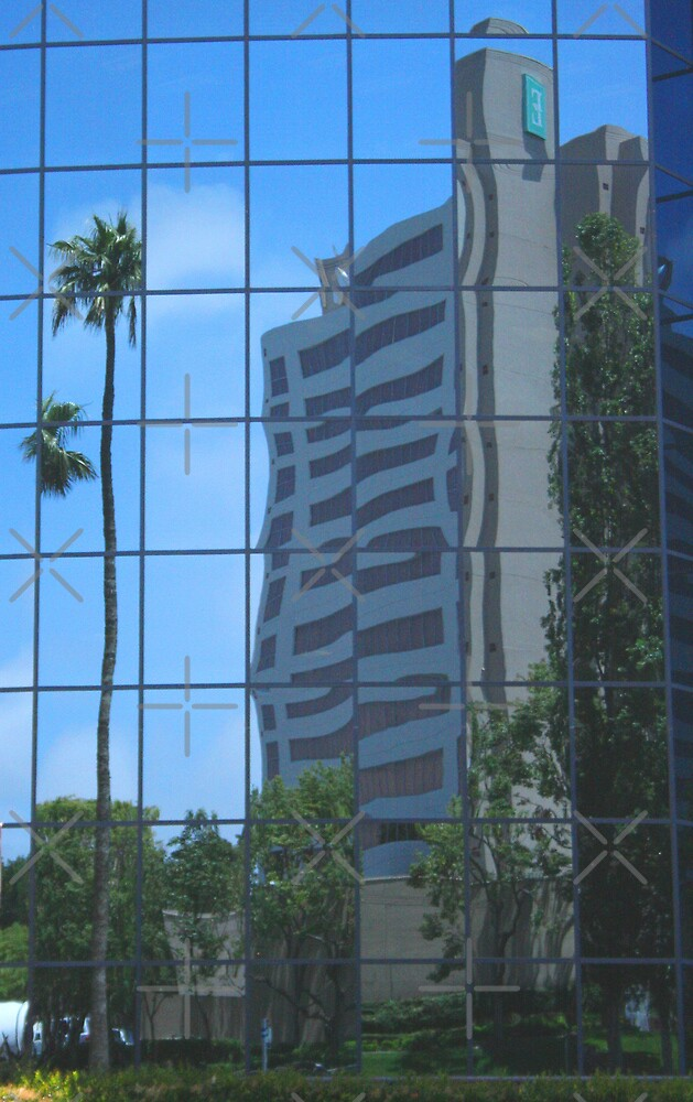 Reflections of San Diego by Heather Friedman