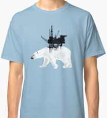 Save the Polar Bear Classic T-Shirt