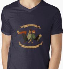 The Strength of Your Beliefs Men's V-Neck T-Shirt