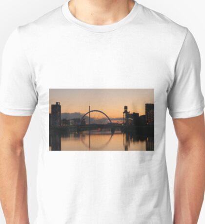 Clyde at Night T-Shirt