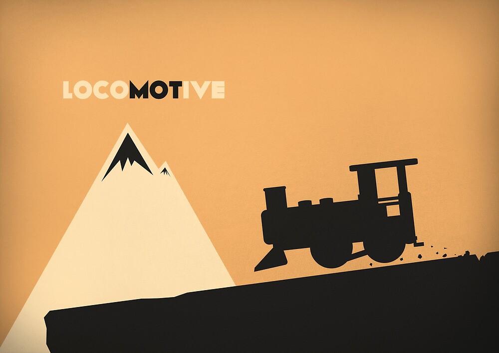 Locomotive by weirdbird