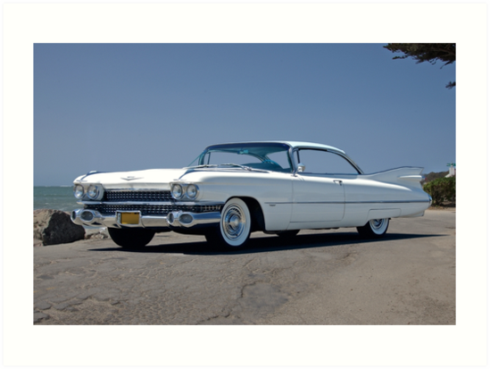 1959 Cadillac Coupe DeVille by DaveKoontz