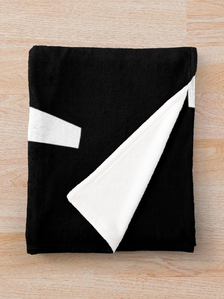 Alternate view of Kite. Throw Blanket