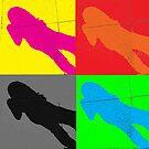 Retro Shadow by brattigrl