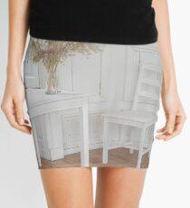 The White Room Mini Skirt