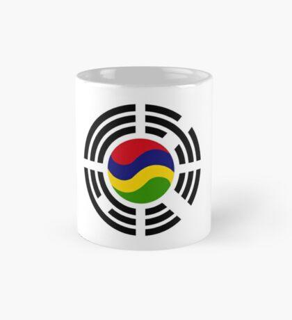 Mauritian Korean Multinational Patriot Flag Series Mug
