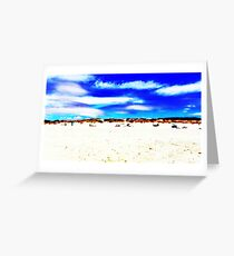 Beachlife Greeting Card
