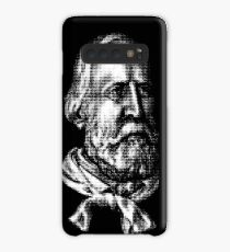 Giuseppe Garibaldi, portrait Case/Skin for Samsung Galaxy