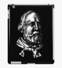 Giuseppe Garibaldi, portrait iPad Case/Skin