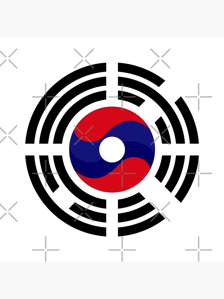 Lao Korean Multinational Patriot Flag Series by carbonfibreme