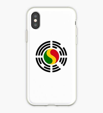 Korean Mali Multinational Patriot Flag Series iPhone Case