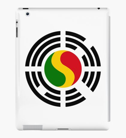 Korean Mali Multinational Patriot Flag Series iPad Case/Skin