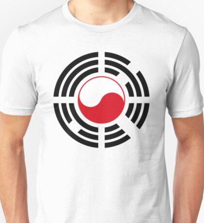 Polish Korean Multinational Patriot Flag Series T-Shirt