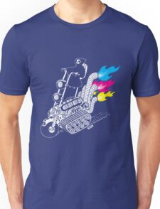 Grim Hellraiser Rides Again T-Shirt