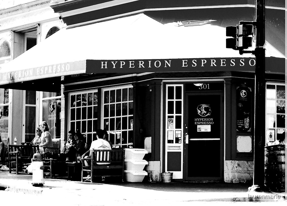 Hyperion Espresso | Travel by laurenmarie