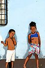 The usual suspects, Trinidad, Cuba by David Carton