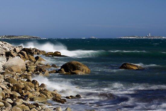 Power Of The Ocean by Scott Ruhs