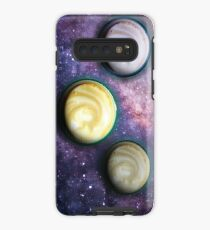 Cappuccino Planets Case/Skin for Samsung Galaxy