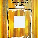 Yellow 5 Perfume Bottle by Ted Borges