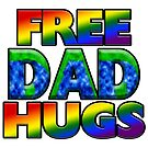 Free Dad Hugs by technoqueer
