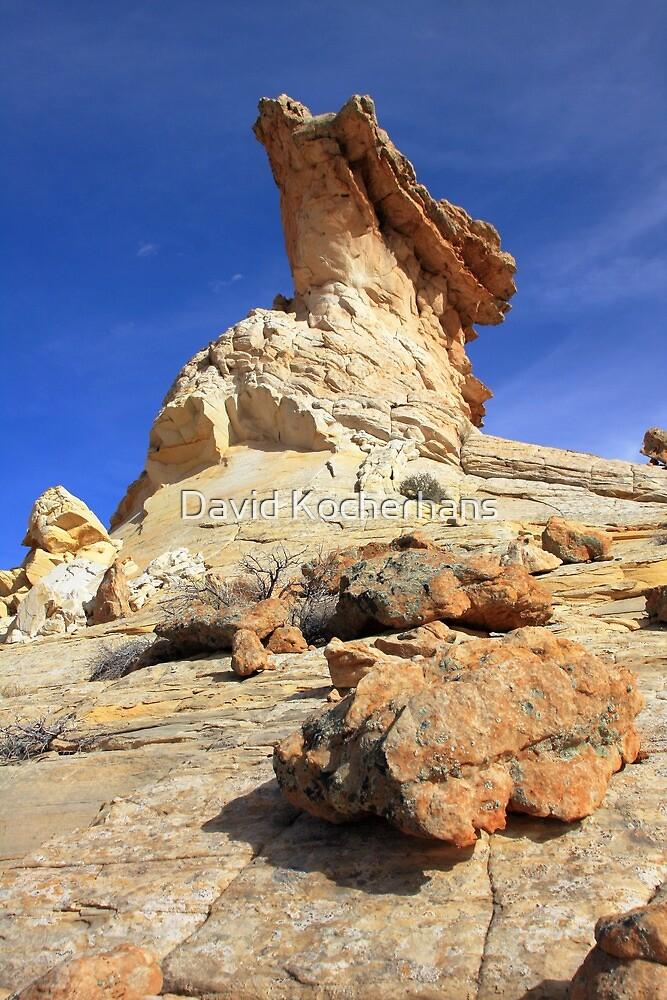 The Stone Dragon by David Kocherhans