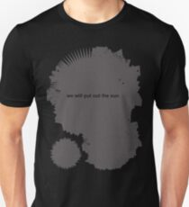 Lucas Darklord - Night 1 - We Will Put Out The Sun - Grey T-Shirt